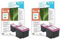 Peach Doppelpack Druckköpfe color - PI300-504