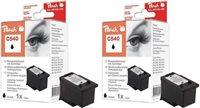 Peach Doppelpack Druckköpfe schwarz - PI100-215