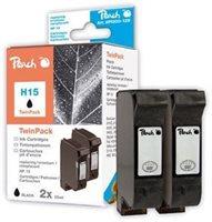 Peach Doppelpack Druckköpfe schwarz - PI300-129