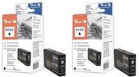 Peach Doppelpack Tinten schwarz - PI200-341