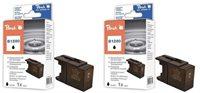 Peach Doppelpack Tinten schwarz - PI500-106