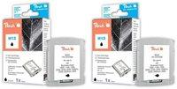 Peach Doppelpack Tinten schwarz - PI300-463