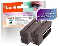 Peach Doppelpack Tintenpatrone schwarz - PI300-697
