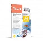 Peach Laminierfolien A4, 125 mic, matt, S-PP525-22, 100 Stk.