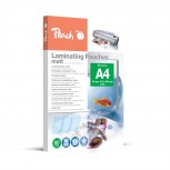 Peach Laminierfolien A4, 80 mic, matt, S-PP580-22, 100 Stk.