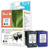Peach Spar Pack Druckköpfe Tinten bk/c - PI300-135