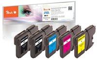 Peach Spar Pack Plus Tinte, XL-Füllung - PI500-127