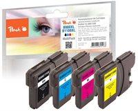 Peach Spar Pack Tintenpatronen - PI500-126