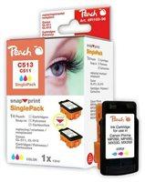 Peach Tinte gelb - PI100-06