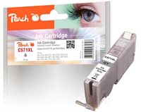Peach Tintenpatrone XL grau - PI100-289