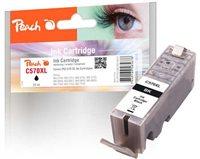 Peach Tintenpatrone XL schwarz - PI100-286