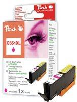 Peach XL-Tinte magenta mit Chip - PI100-165
