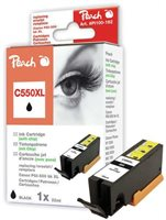 Peach XL-Tinte schwarz mit Chip - PI100-162