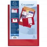 Präsentationsmappe aus PP 400µ, für Format DIN A4 - Kreacover
