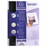 Präsentationsset Serodo mit Aktendeckel und Klemmschiene