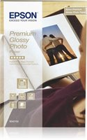 Premium Glossy Photo Paper - C13S042153 - 100x150 mm, 255 g/m², 40 Blatt