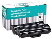 PrinterCare Doppelpack Toner BK PC-SCX-4521-2-S