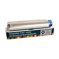 PrinterCare Toner schwarz - C8600/8800-BK