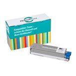 PrinterCare Toner schwarz kompatibel zu 43324424
