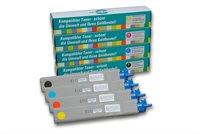 PrinterCare Tonerpaket - C3300/3400/3450-CMYBK