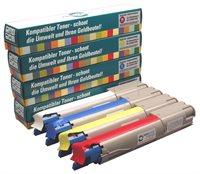 PrinterCare Tonerpaket - C3520/3540-CMYBK