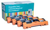 PrinterCare Tonerpaket - PC-CLJ2500-CMYBK