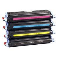 PrinterCare Tonerpaket - PC-CLJ2600-BKCMY
