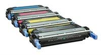 PrinterCare Tonerpaket- PC-CLJ4700-CMYBK