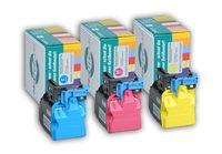 PrinterCare Tonerpaket CMY - PC-C3900-CMY