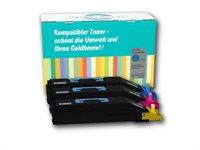 PrinterCare Tonerpaket CMY - PC-TK865-CMY