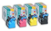 PrinterCare Tonerpaket CMYBK - PC-C3900-CMYBK