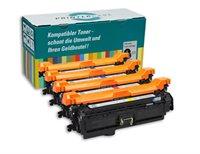PrinterCare Tonerpaket für PC-CLJCP3525-BKCMY