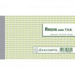 RECEIVE BOOK DUPLICATE 148X105 CARB. 50S