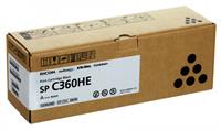 Ricoh Original - HC Toner schwarz -  408184