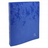 Ringbuch aus PP 700µ, 4 Ringe 30mm, Rücken 40mm, 32x26,8cm für DIN A4 Maxi - Mistral