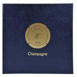 Ringbuch für 100 Champagner-Kapseln