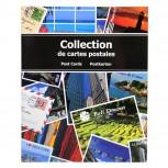 Sammelalbum - 200 Postkarten