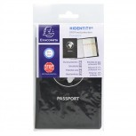 Schutzhülle für RFID Chips, 100x135cm, Hidentity Reisepass
