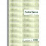SD Buch A4 Einnahme-Ausgabe 50x2 BL