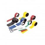 SMIT VISUAL 14036.772 - Magnetband 100 cm rot 2,5x100 cm
