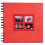 Spiralalbum 60 schwarzen Seiten Passion - 32x32 cm
