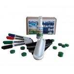Starter-Set U-Act! Line für Magnettafel, Schreib-, Plan- und Rastertafeln