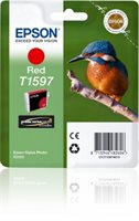 T1597 - Rot - Original - Blisterverpackung - Tinte