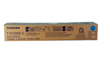 Toshiba Original - Toner cyan -  6AJ00000135
